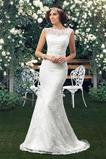 Naturalne talii Bezszelestnie Jesień Koronki Sukienka ślubne