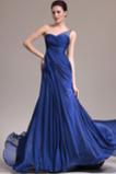 Elegancki Latem Bez rękawów Środek tyłu Syrena Sukienka wieczorowe