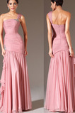 Bez rękawów Elegancki Średni Frezowanie Ślub Sukienka wieczorowe
