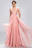 Linia A Średni Ślub Wzburzyć Krótki rękaw Sukienka wieczorowe