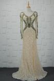 Karbowane Romantyczny Na suwak Pokaż Naturalny talia Sukienka wieczorowe