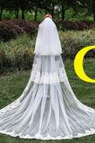 Długa koronka Szerokość Długa koronka koronkowa tkanina Ślubna zasłona