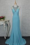 Seksowny Naturalne talii Połowy pleców Spandex Sukienka wieczorowe