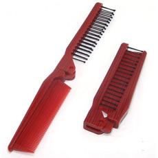 Ziarno drewna Red Folding Multifunction Portable Adornment