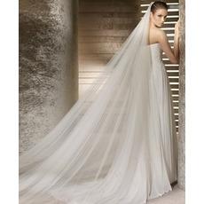 Wedding Veil Formalna Wiosna Szlak Średniowieczna Wielowarstwowa Warstwa