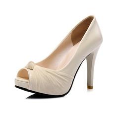 Seksowne szpilki na platformie sandały modne ryby usta buty buty bankietowe