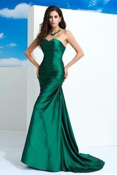 Długi Nanoszone Formalny Serduszko Panienki Sukienka wieczorowe