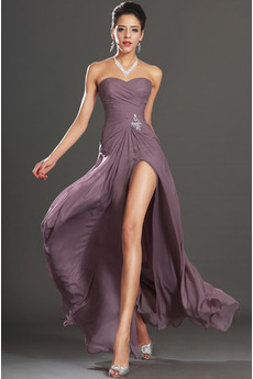 Na suwak Elegancki Gruszka Harmonijkowe gorset Sukienka na studniówkę