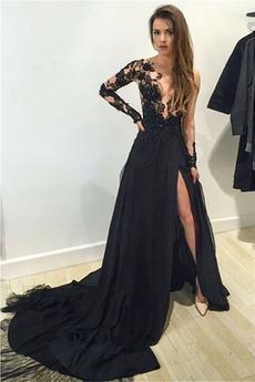 Długi Linia A Chybienia Nasuwki złudzenia Sukienka wieczorowe