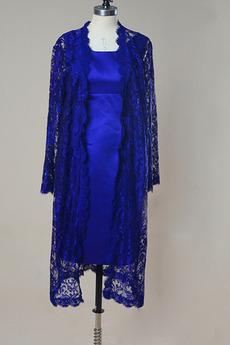 Długi rękaw Lato Nanoszone Przyjęcie Garnitur Sukienka matki