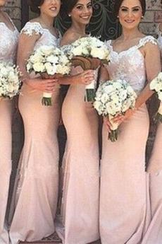 Ślub Koronki nakładki Dew ramię Wiosna Nanoszone Spódnica dla Druhen