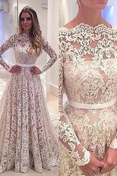 Bez pleców Długi Nasuwki złudzenia Akcentowane łuk Spódnica ślubne