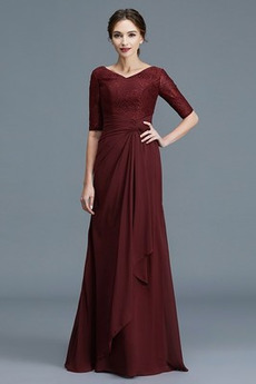 Średni Naturalny talia Linia A Harmonijkowe gorset Sukienka matki