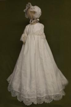 Imperium talia Chybienia Koronki Formalny Sukienka do chrztu