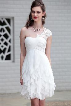 Środek tyłu Bez rękawów Elegancki Drobna Sukienka na studniówkę