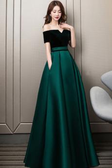 Duży Rozmiar Wiosna Ślub Naturalne talii Sukienka na studniówkę