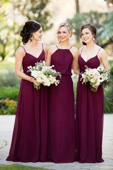 Harmonijkowe gorset Klepsydra Naturalne talii Sukienka dla Druhen
