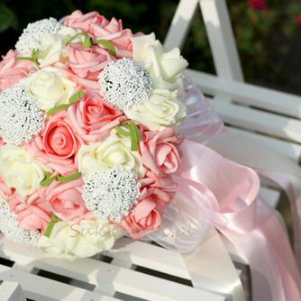 Symulacja 30 przędzy z oblubienicy bukiet róż róże na gwiazdę nieba - Strona 1