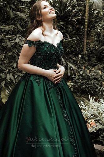 Jesień Naturalne talii Średni Ograniczona rękawy Sukienka wieczorowe - Strona 2
