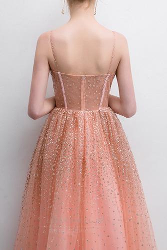 Nanoszone Klejnotami stanik Chybienia Sukienka na studniówkę - Strona 5