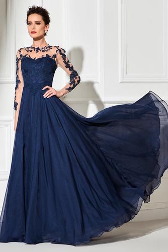 Naturalne talii Aplikacje Średni Koronki nakładki Sukienka wieczorowe - Strona 3