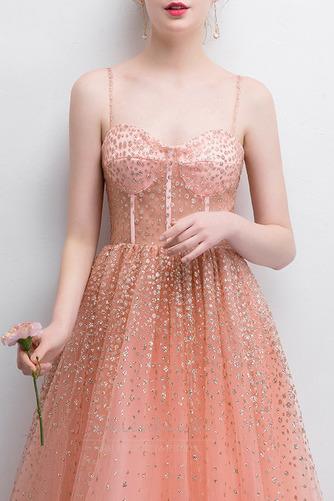 Nanoszone Klejnotami stanik Chybienia Sukienka na studniówkę - Strona 4