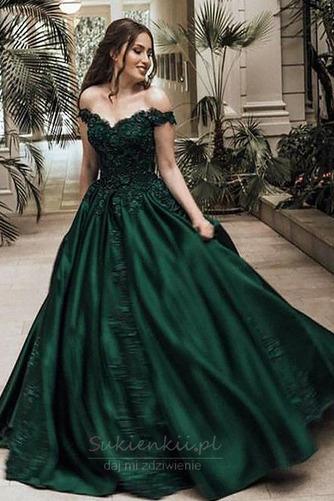 Jesień Naturalne talii Średni Ograniczona rękawy Sukienka wieczorowe - Strona 1