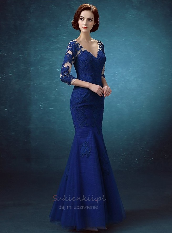 48193b650b ... Na suwak Satyna elastyczna Koszulka rękaw Sukienka wieczorowe - Strona  3 ...