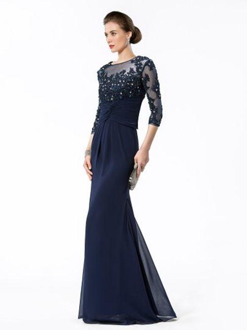 88a64be38a Formalny Nasuwki złudzenia 3 4 tuleje dystansowe Sukienka wieczorowe - Strona  1 ...